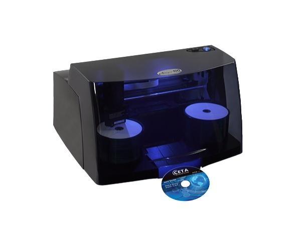Allegro 100 CD/DVD Robotu