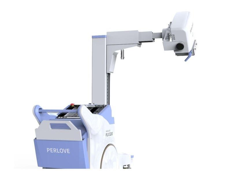 PLX 5200A (25KW) Mobil Dijital Radyografi Cihazı